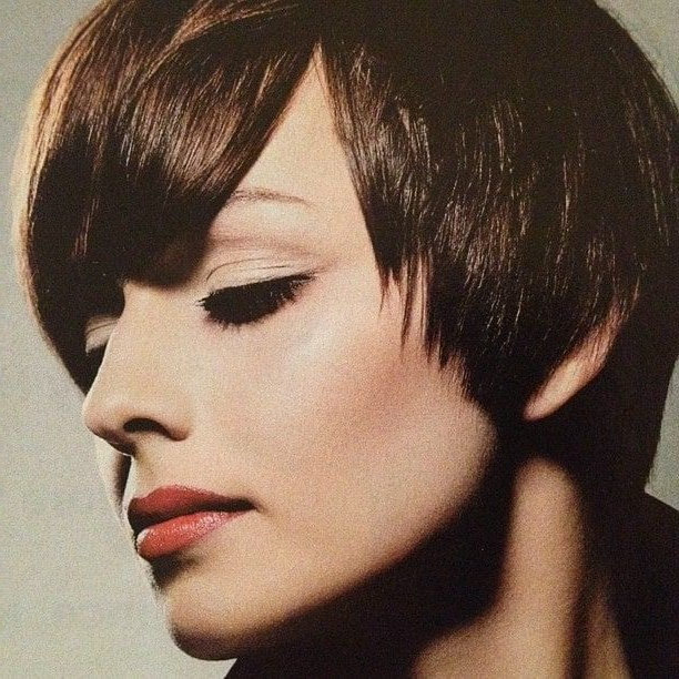 Pin On Hair – Short Sleek Bold Intended For Recent Pixie Hairstyles With Sleek Undercut (View 5 of 20)