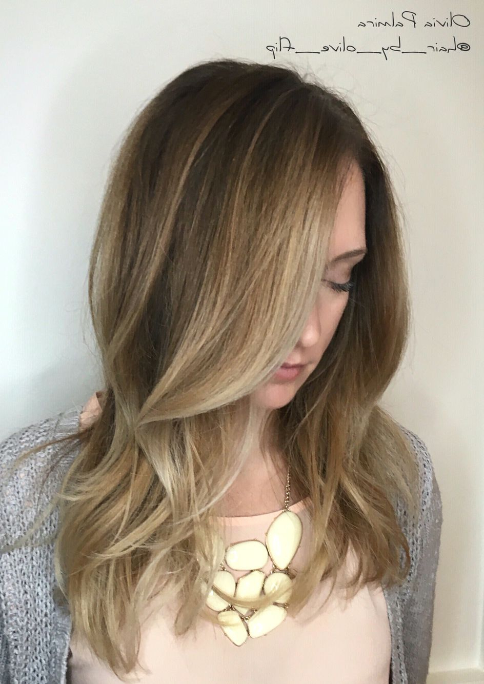 Pin On Hairolive Flip With Long Pixie Hairstyles With Dramatic Blonde Balayage (View 11 of 20)