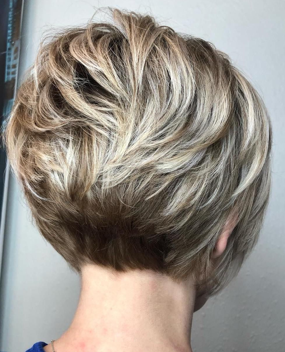 Pin On Hairstyles For Bronde Balayage For Short Layered Haircuts (View 15 of 20)
