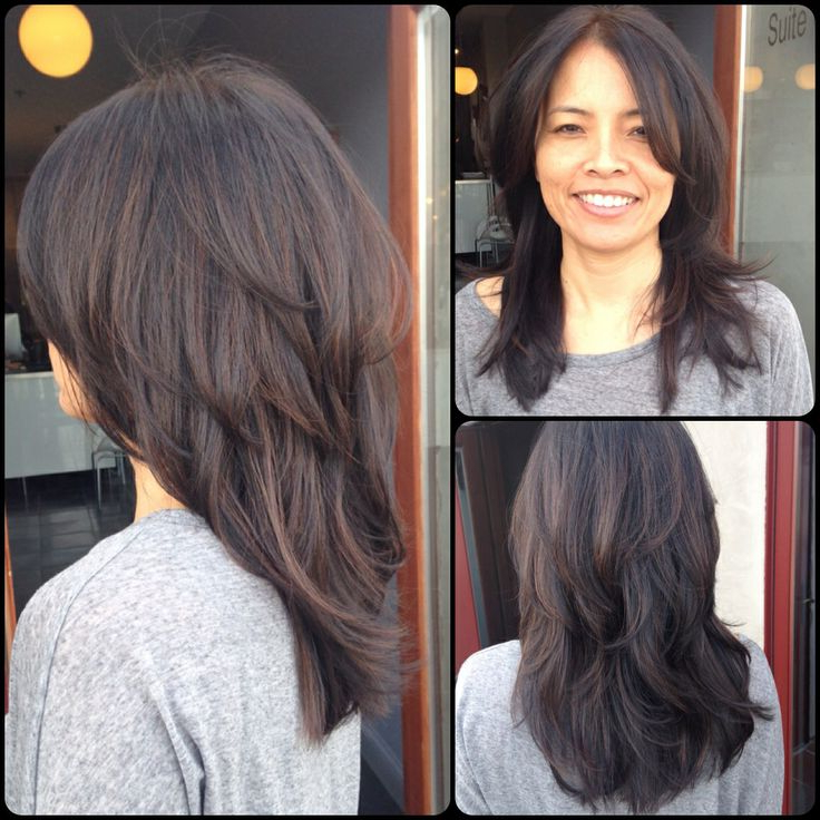 Pin On Long Hair Throughout Newest Long Layers And Face Framing Bangs Hairstyles (View 15 of 20)