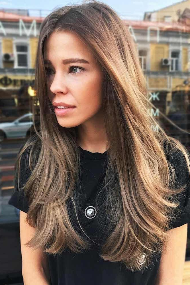 Pin On Short Straight Hair For Fashionable Subtle Face Framing Layers Hairstyles (View 2 of 20)