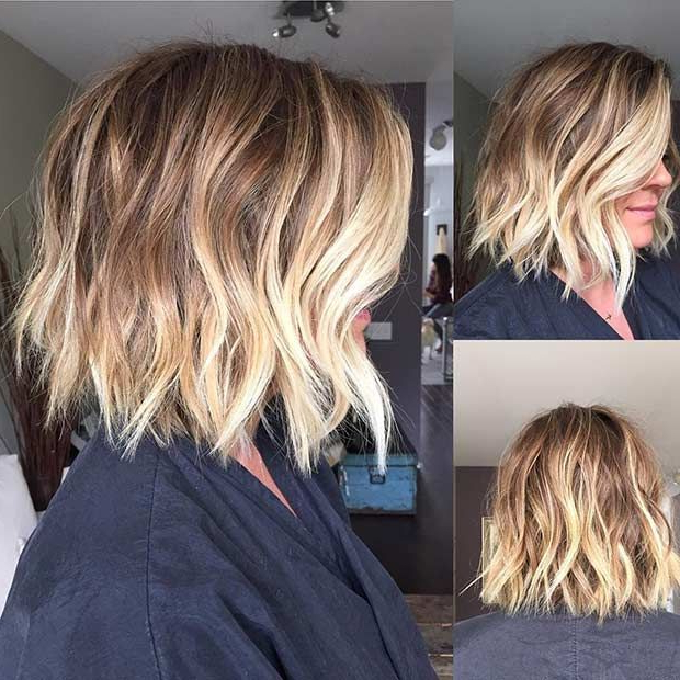 Pin On Stayglam Hairstyles Throughout Short Brown Balayage Hairstyles (View 9 of 20)