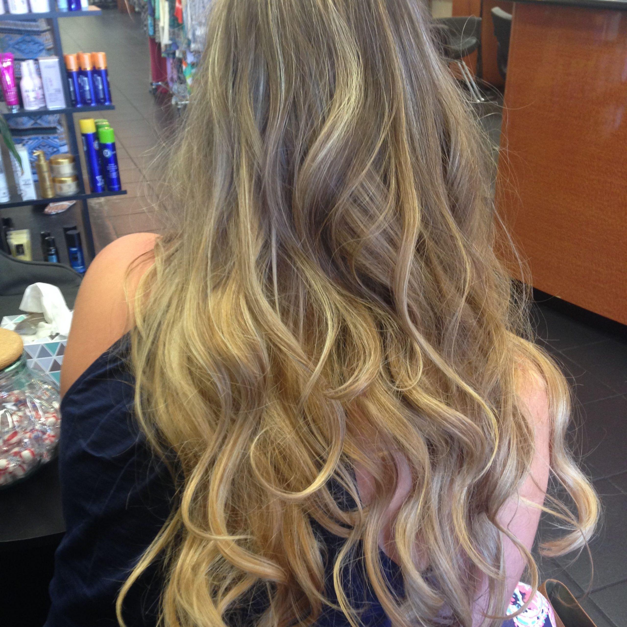 Pinhairby Melinda Jupiter Florida On Sun Kissed Hair Regarding Short Sun Kissed Hairstyles (View 17 of 20)