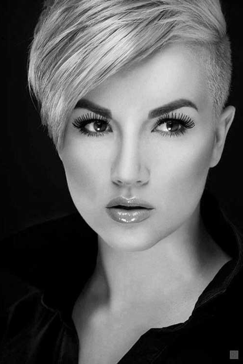 Pixie Cut 2015 Throughout Most Current Shaved Sides Pixie Hairstyles (View 12 of 20)