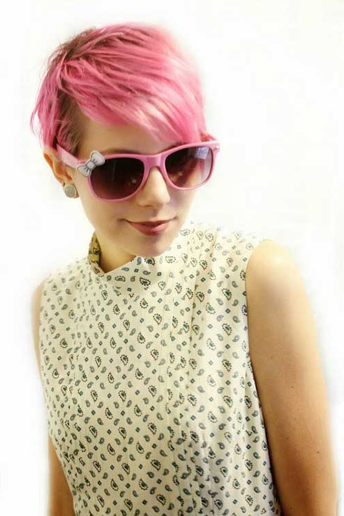 Pixie Cut  (View 17 of 20)