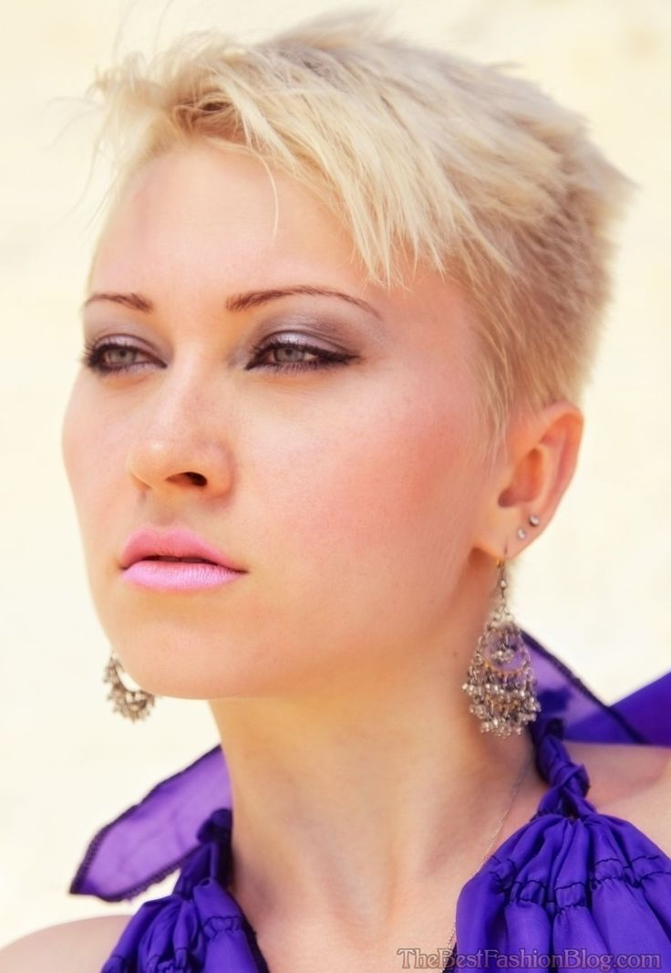 Pixie Haircut With Shaved Sides Shaggy Pixie Haircuts For With Latest Shaved Sides Pixie Hairstyles (View 2 of 20)