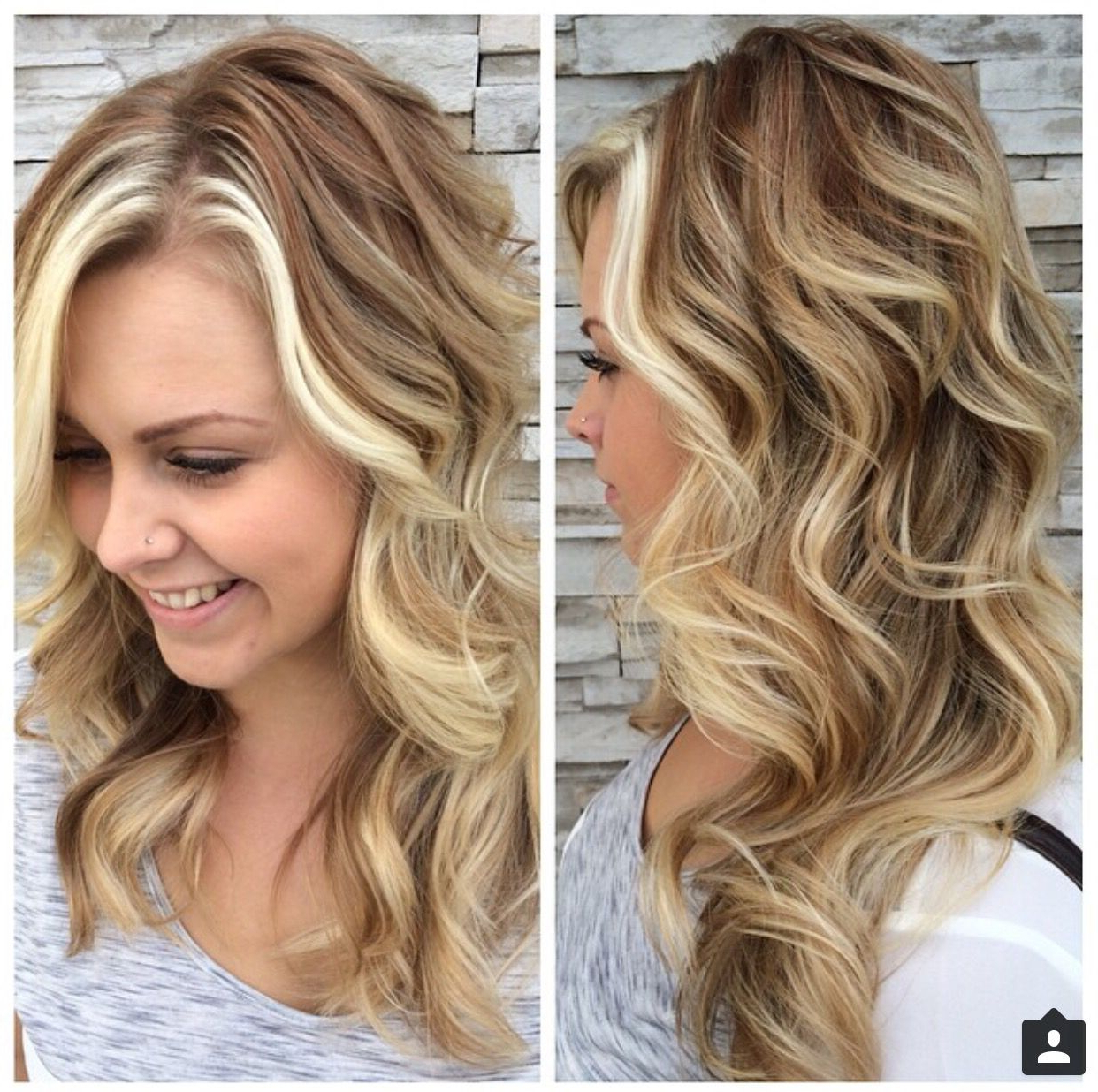 Platinum. Hilights. Ombre. Balayage (View 2 of 20)