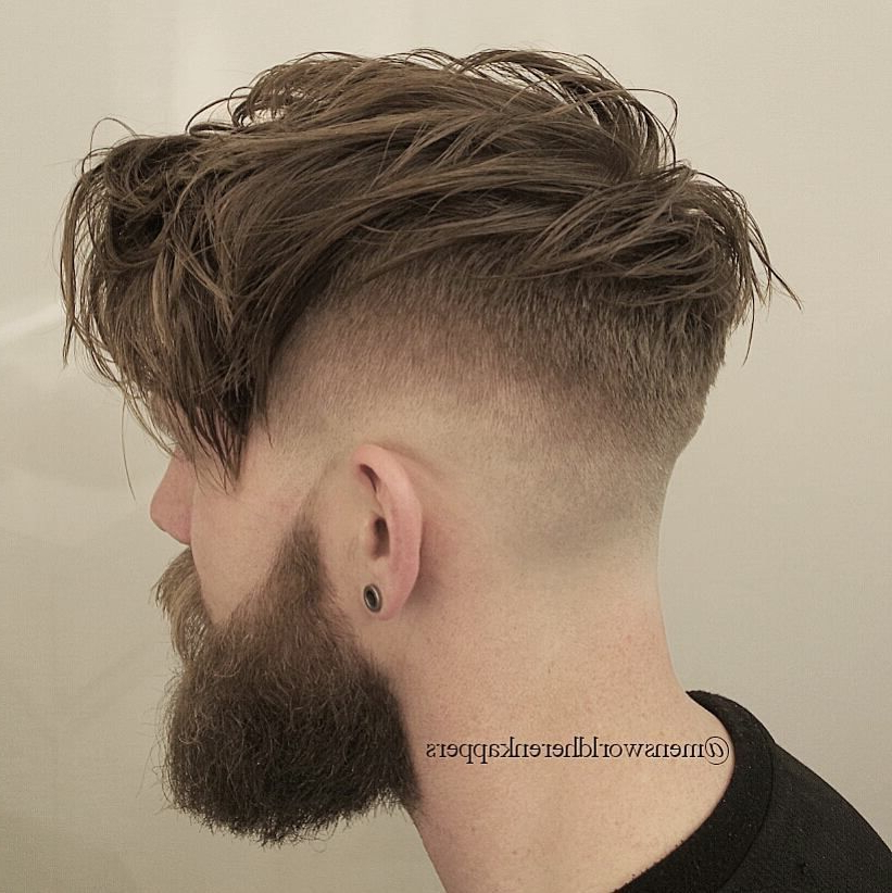 Popular Contrasting Undercuts With Textured Coif Intended For Best Men's Haircuts + Men's Hairstyles (2020 Update (View 5 of 20)