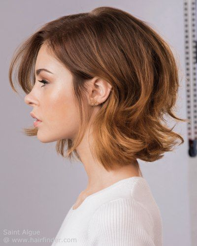Popular Flipped Out Bob Haircuts Regarding 25 The Best Long Bob Hairstyles With Flipped Layered Ends (View 6 of 20)