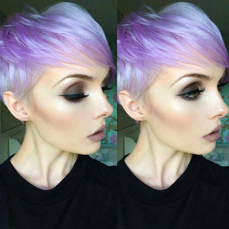 Popular Pastel Pixie Hairstyles With Undercut Intended For Best 25+ Pastel Pixie Hair Ideas On Pinterest (View 15 of 20)