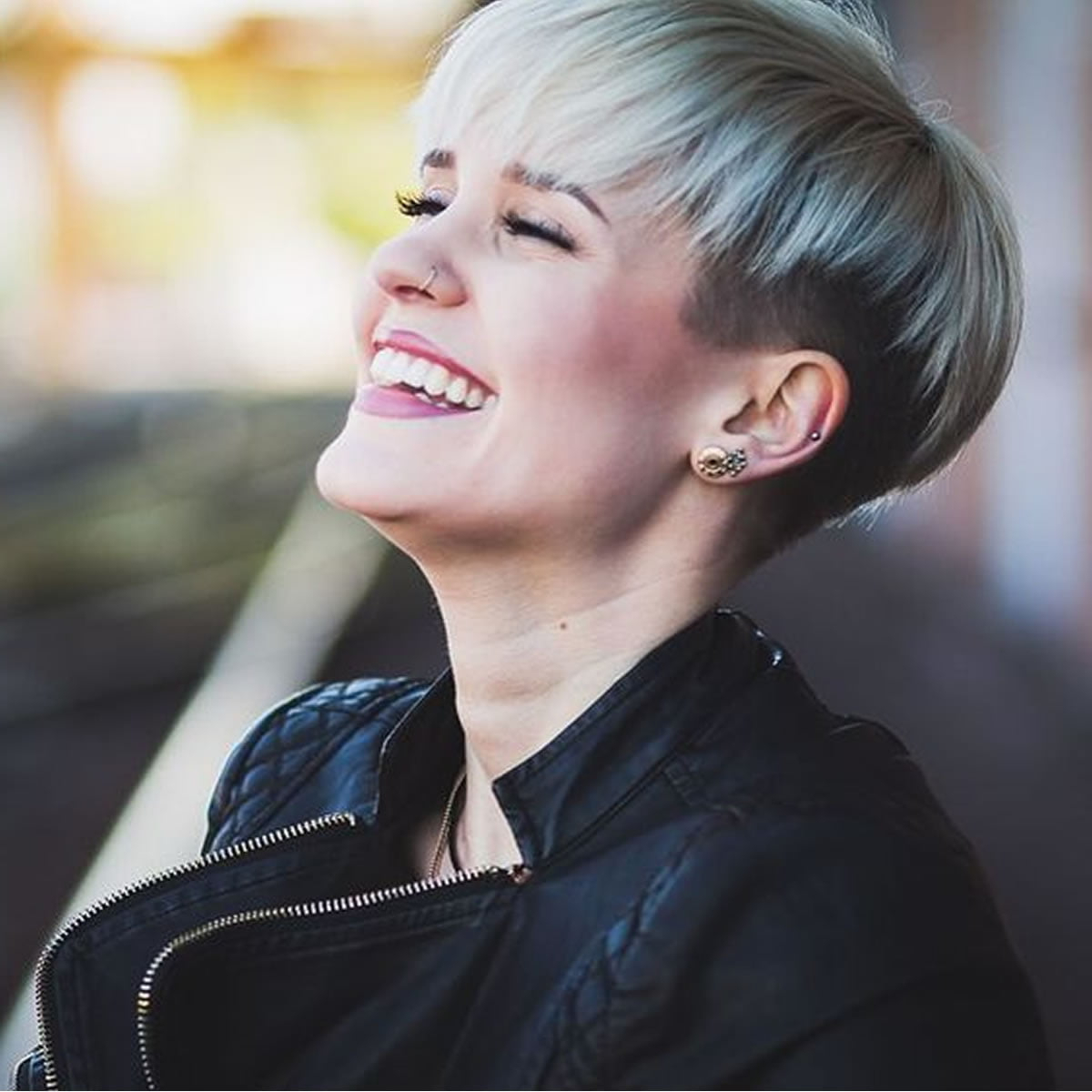 Popular Tousled Pixie Hairstyles With Super Short Undercut Throughout Trend Short Haircuts For 2018 2019 Best Pixie Hair Ideas (View 5 of 20)
