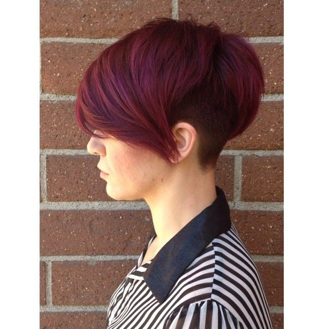 Preferred Disconnected Pixie Hairstyles In Short Disconnected Haircut And Color I Did #shorthair # (View 2 of 20)