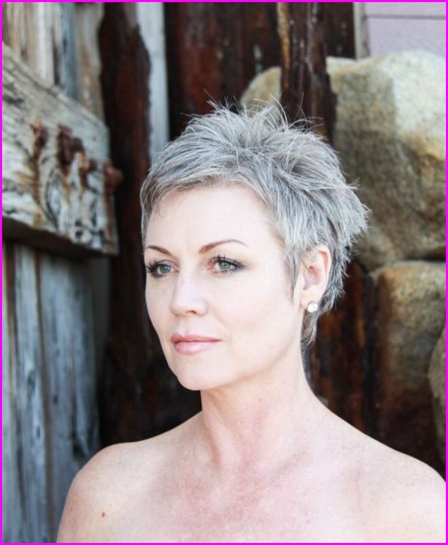 Recent Gray Short Pixie Cuts Within Short Pixie Cuts For Grey Hair – Short Pixie Cuts (View 9 of 20)