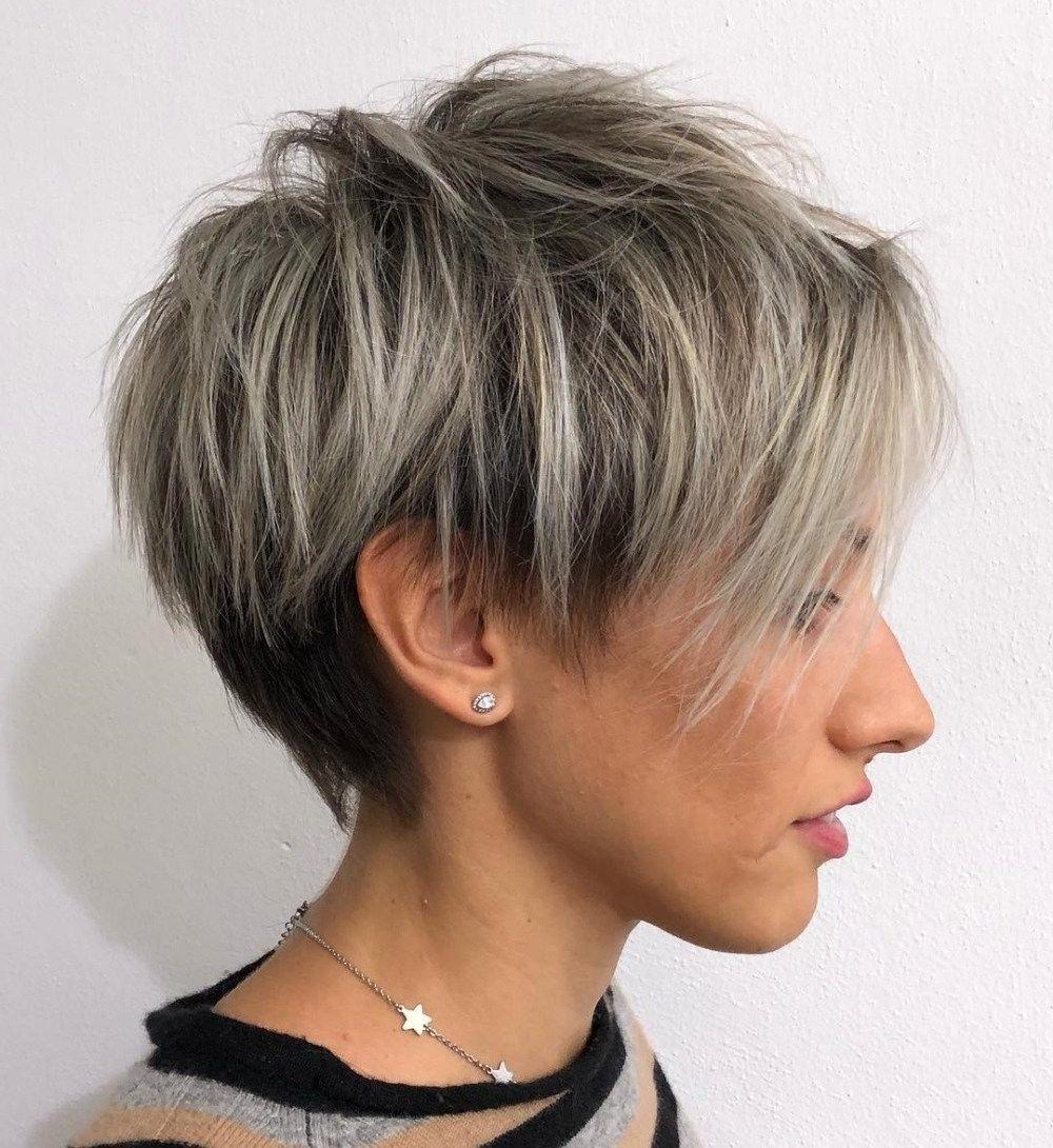 Short Choppy Haircuts, Choppy (View 1 of 20)