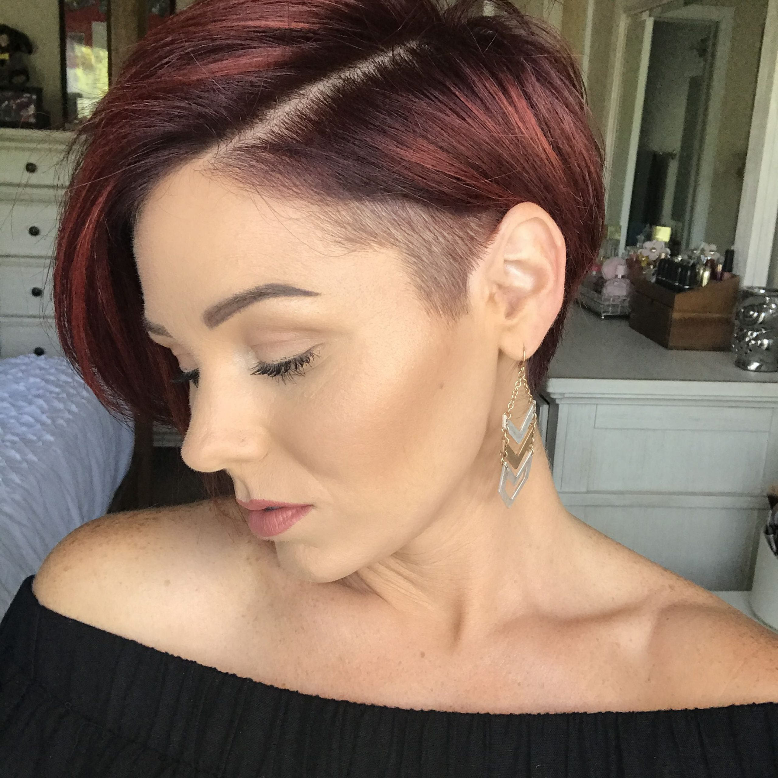 Short Inside Newest Pixie Undercuts For Curly Hair (View 6 of 20)