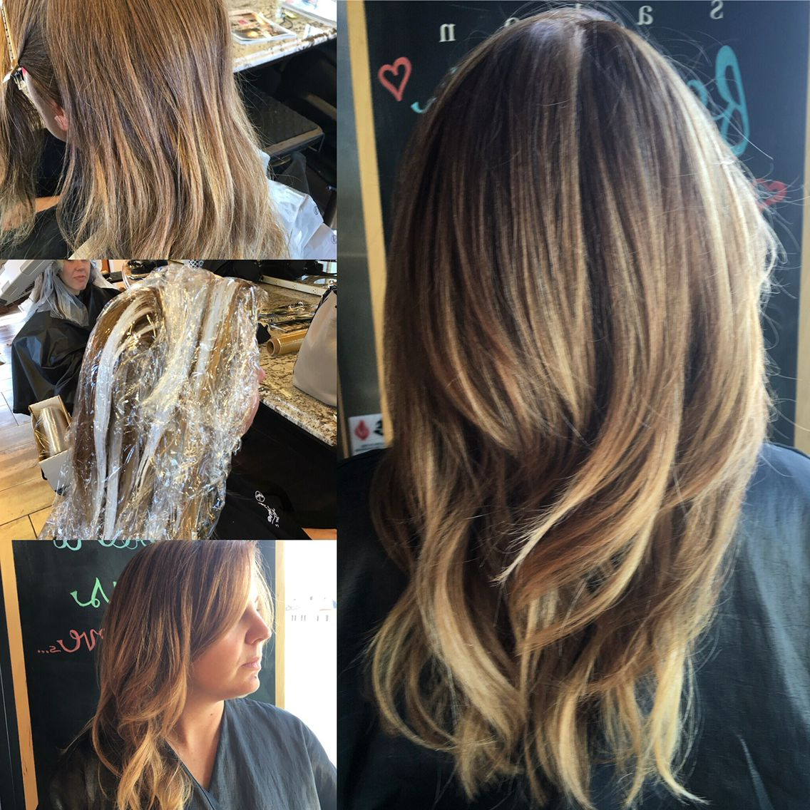 Strawberry Blonde Balayage | Blonde Balayage, Strawberry For Strawberry Blonde Balayage Hairstyles (View 14 of 20)