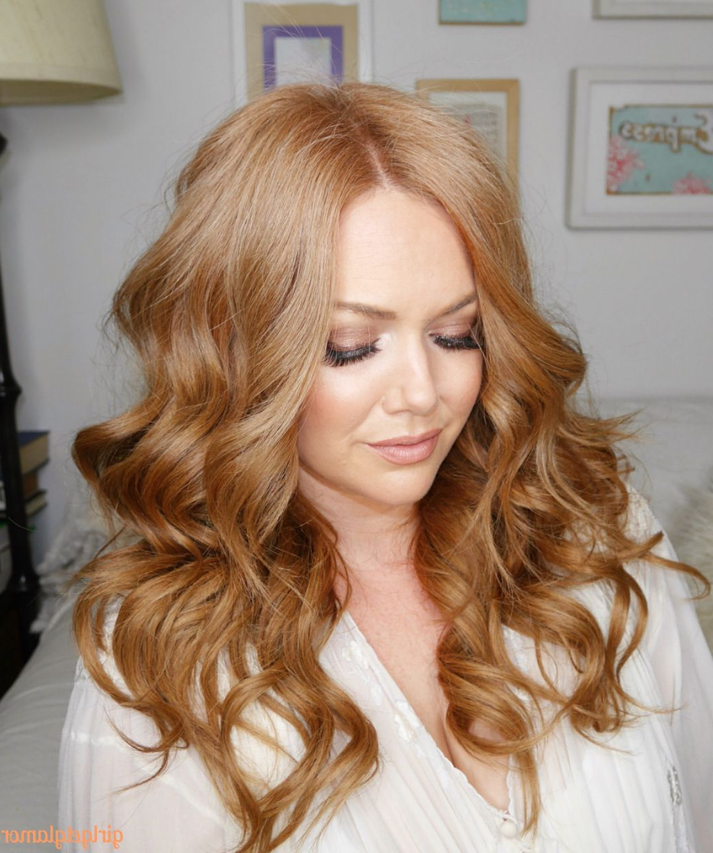 Strawberry Blonde Hair Color (View 6 of 20)