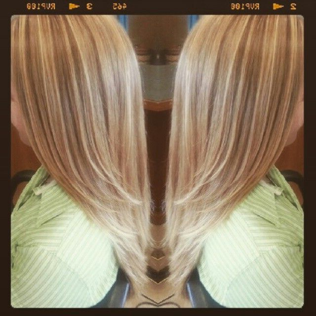 Strawberry Blonde With Balayage (View 17 of 20)