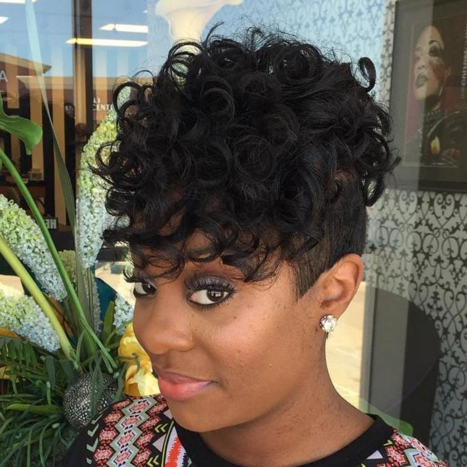 Tapered Natural Hair (View 13 of 20)