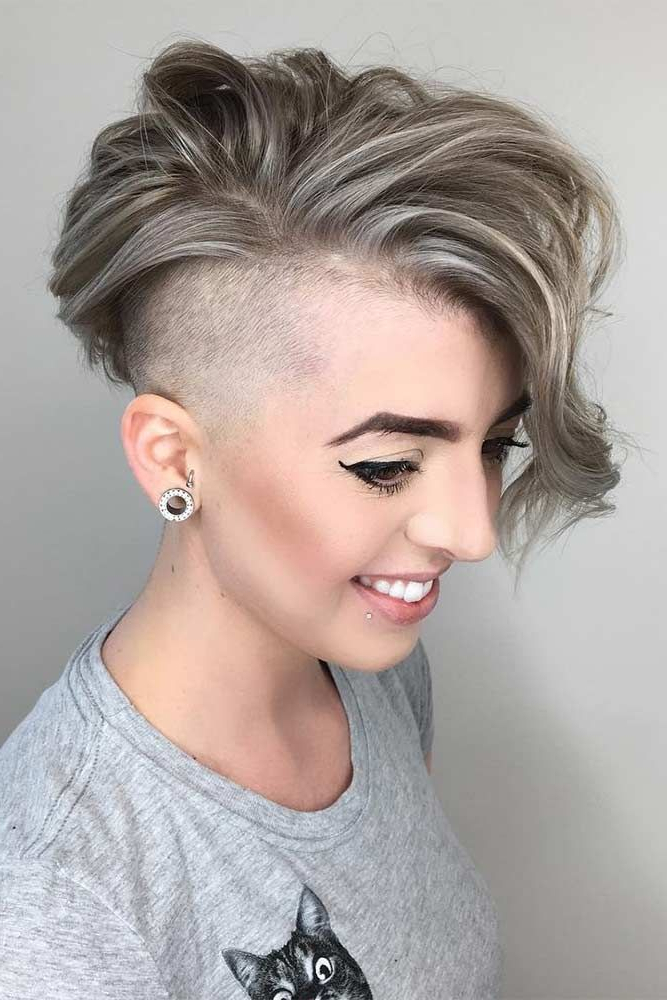 The 25+ Best Disconnected Haircut Ideas On Pinterest Intended For Newest Disconnected Pixie Hairstyles (View 16 of 20)