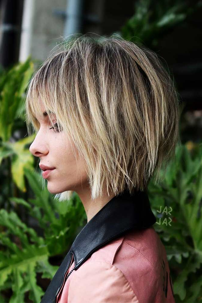 The Balayage Hair Trend: Everything You Need To Know In Regarding Bronde Balayage For Short Layered Haircuts (View 3 of 20)