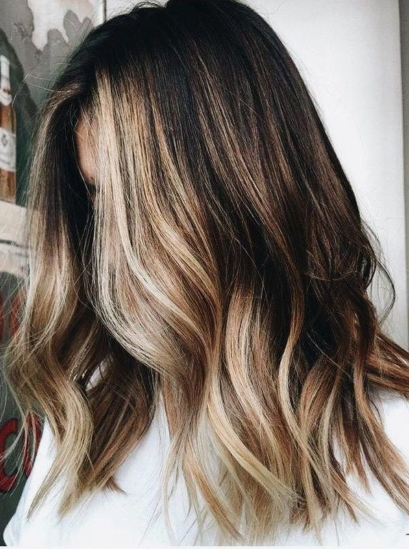 Featured Photo of Ash Blonde Balayage For Short Stacked Bob Hairstyles