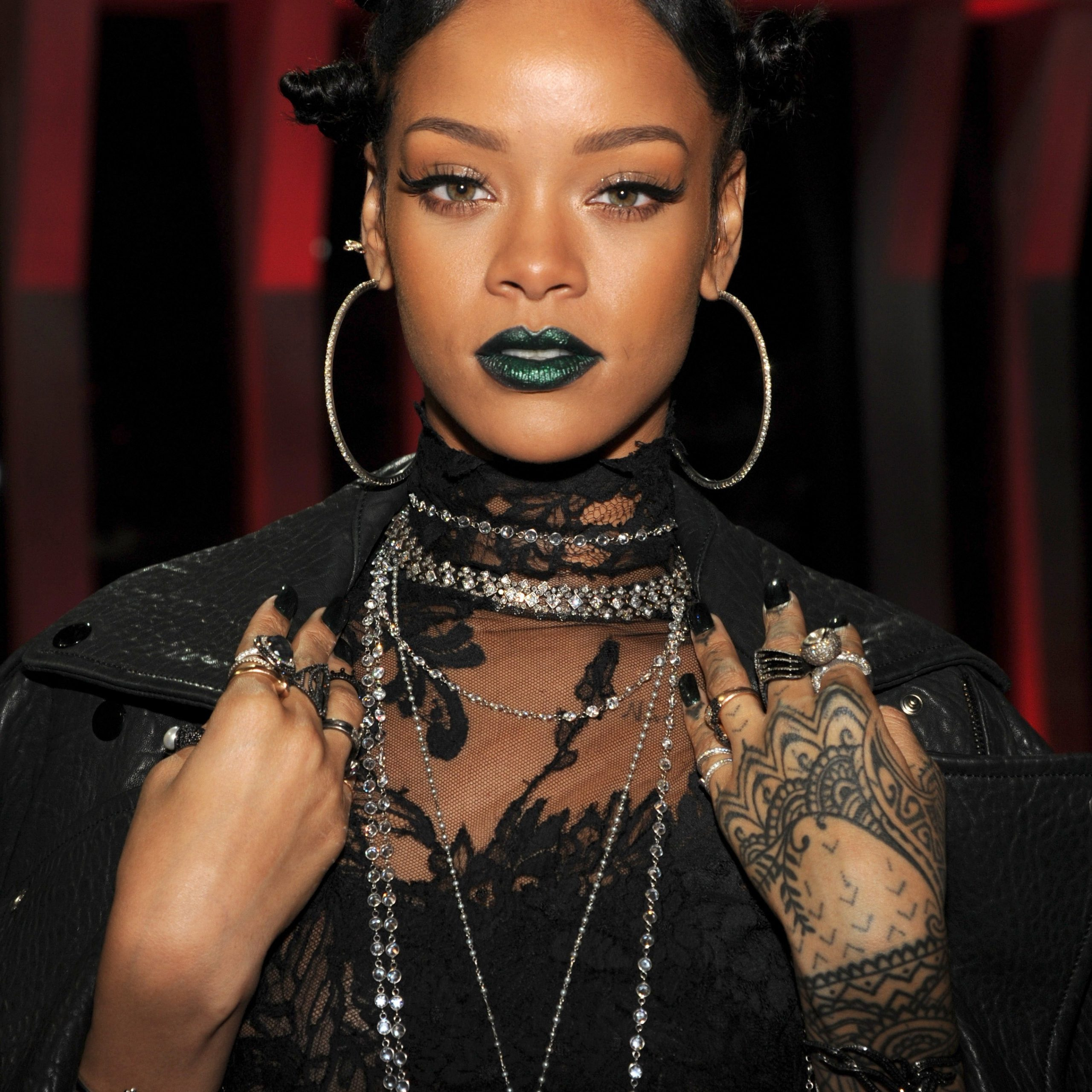 These Black Bantu Knot Rocking Celebrities Are Showing With Fashionable Bantu Knots Hairstyles (View 9 of 20)