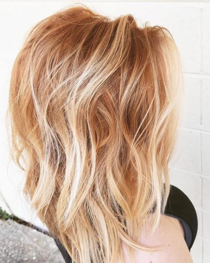These Straight Balayage Hair Are Trendy # Pertaining To Strawberry Blonde Balayage Hairstyles (Gallery 6 of 20)