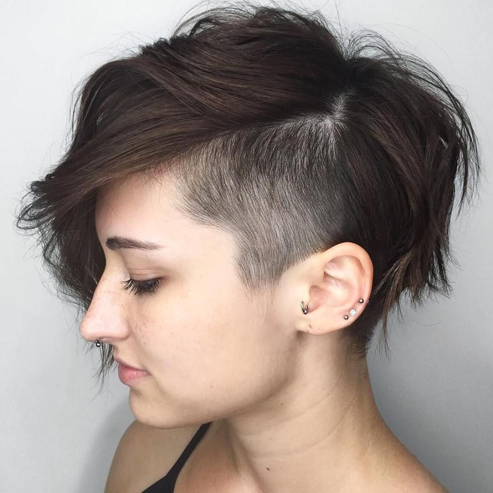 Thick Hair Styles (View 9 of 20)