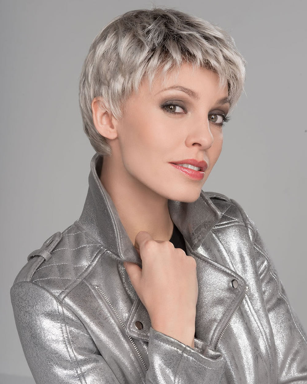 Ultra Short Hairstyles + Pixie Haircuts & Hair Color Ideas In Recent Undercut Pixie Hairstyles With Hair Tattoo (View 4 of 20)