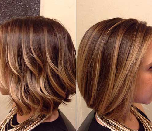 Want Try Balayage On Short Hair? Here Are 20 Ideas Regarding Short Bob Hairstyles With Balayage Ombre (View 17 of 20)