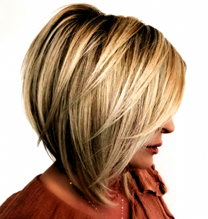 Warm And Cool Blonde Balayage Bob #hairstyles To Make In For Ash Blonde Balayage For Short Stacked Bob Hairstyles (View 3 of 20)