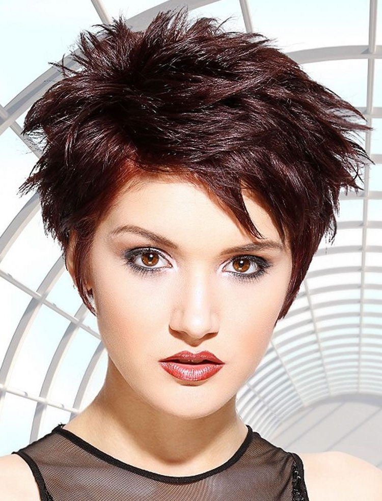 Well Known Classic Undercut Pixie Haircuts Pertaining To 53 Pixie Hairstyles For Short Haircuts – Stylish Easy To (View 3 of 20)
