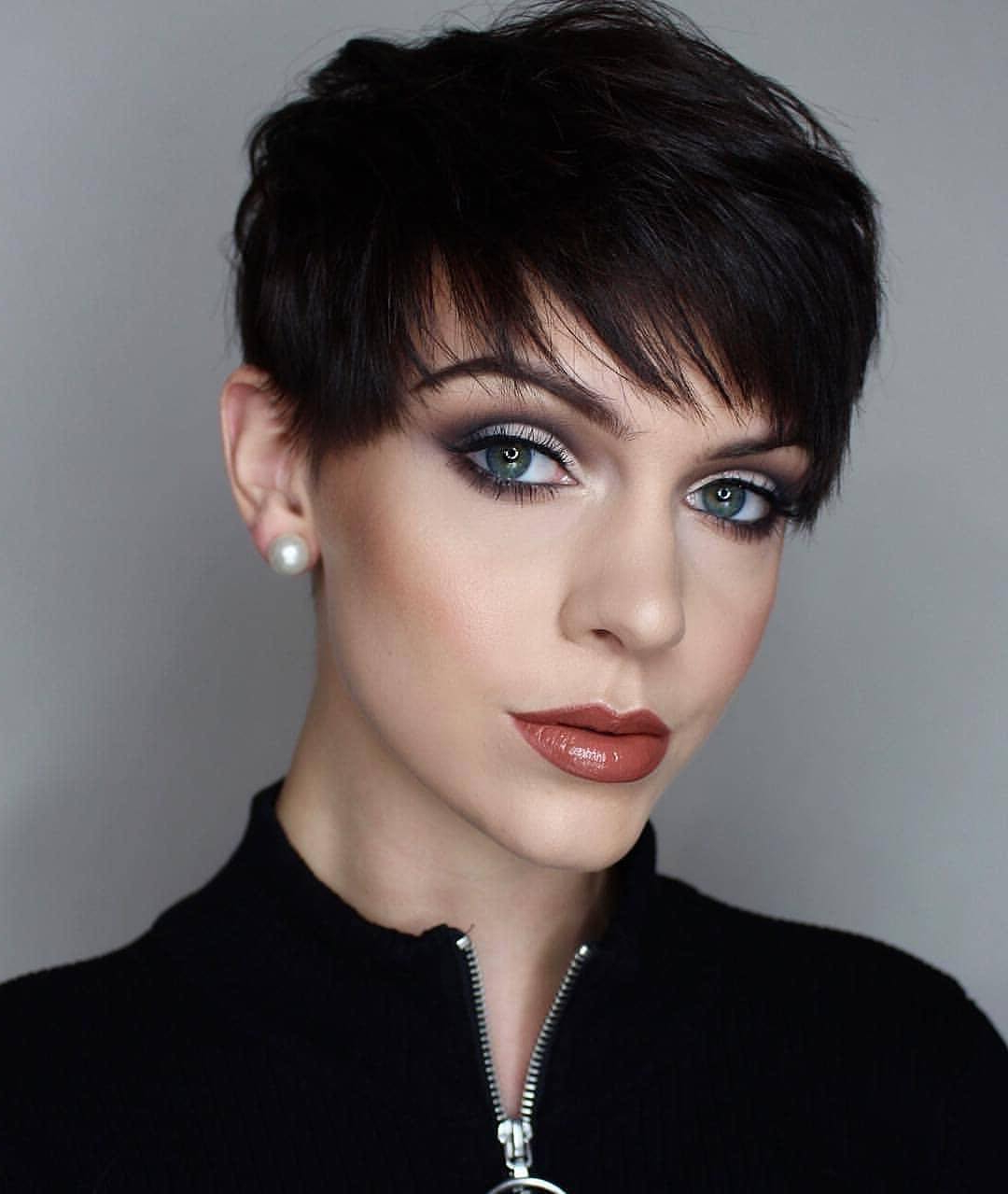 Well Known Pixie Cut Hairstyles In Messy Pixie Haircuts To Refresh Your Face, Women Short (View 5 of 20)