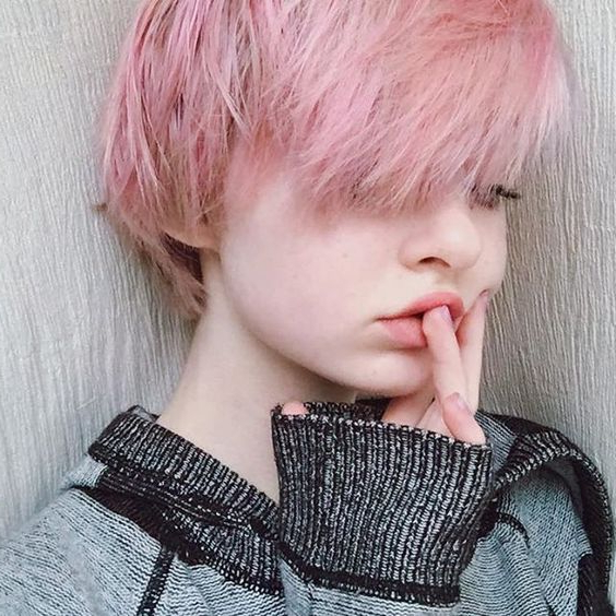 Well Liked Razor Cut Pink Pixie Hairstyles With Edgy Undercut Intended For 45 Brand New Scene Haircuts For Crazy, Cool & Vibrant Looks (View 4 of 20)