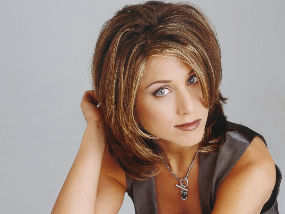 """Well Liked """"the Rachel"""" Haircuts Within Jennifer Aniston Reveals 'rachel' Haircut Created When (View 7 of 20)"""