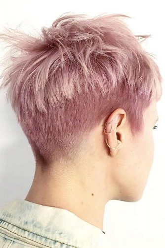 Widely Used Razor Cut Pink Pixie Hairstyles With Edgy Undercut For 39 Best Short Pixie Cut Hairstyles 2019 – Cute Pixie (View 5 of 20)