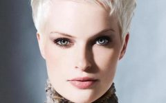 Funky Short Pixie Haircuts