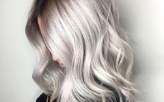 Silver and Sophisticated Hairstyles
