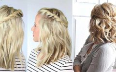 Boho Medium Hairstyles
