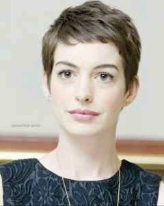 Pixie Haircuts With Short Bangs