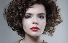 Thick Curly Hair Short Hairstyles