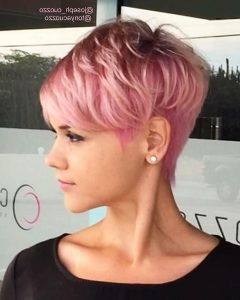 Daring Color And Movement Hairstyles
