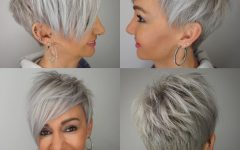 Edgy Pixie Haircuts for Fine Hair