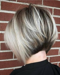 Modern and Stylish Blonde Bob Haircuts