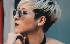 Two-tone Pixie Hairstyles