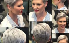 Chic and Elegant Pixie Haircuts