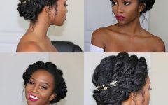 Wedding Hairstyles for Afro Hair