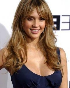 Long Hairstyles Diamond Shaped Faces