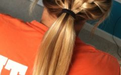 Braid-into-pony Hairstyles